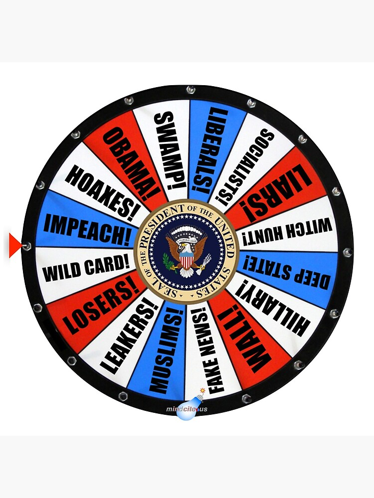 USA Wheel of Chance by Mindcite