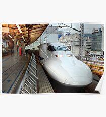 Shinkansen • Osaka • Japan Poster