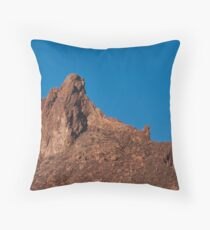 Sleepy Tecalai Throw Pillow