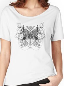 lines 3 Women's Relaxed Fit T-Shirt