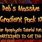 Deb's Massive Gradient Pack 10 by plunder