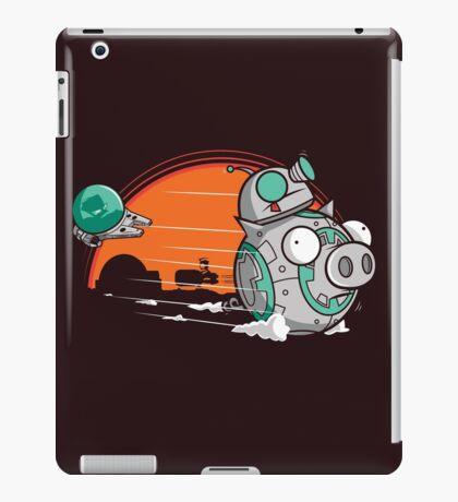 BB-Gir iPad Case/Skin