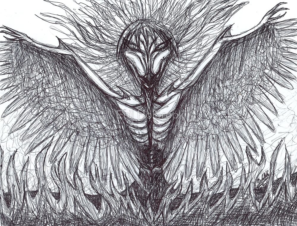 The Phoenix by Ecil Holbrook