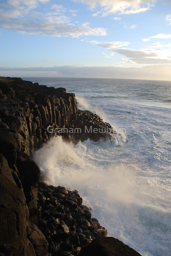 The Mighty Sea by Graham Mewburn