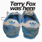 Terry was here.. by Gary Fernandez