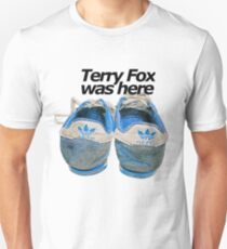 Terry was here.. T-Shirt