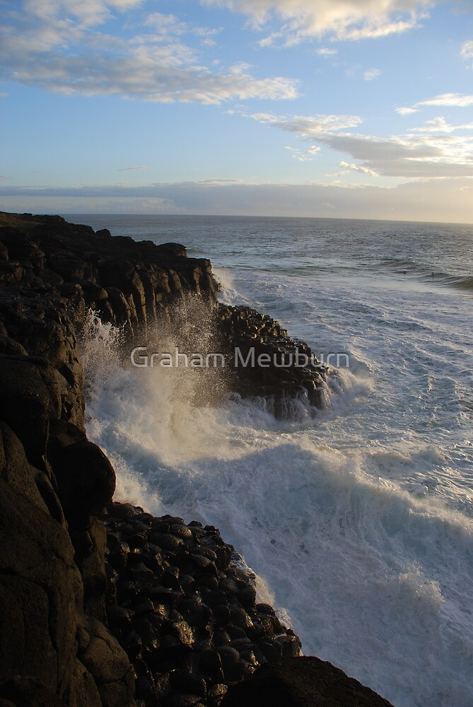The Tumultuous Sea by Graham Mewburn