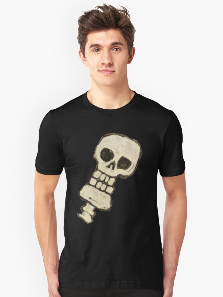 Skully the skull by bungeecow