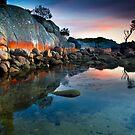 Bay Of Fires by John Dekker