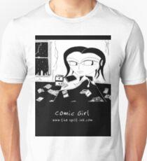Comic Girl T-Shirt