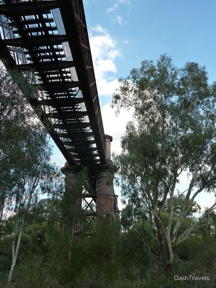 Classic Cowra Rail Bridge by DashTravels