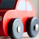 little red car by Hege Nolan