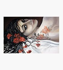 Bed of Roses Photographic Print