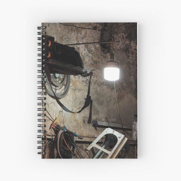 Workshop in Hanoi Spiral Notebook