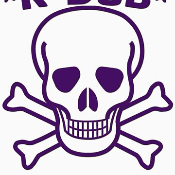 Skull n Cross Bones by killawicked
