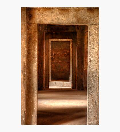 Haus Khas Tombs Photographic Print