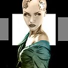 Cyber Girl by demigod