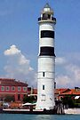 """Lighthouse: Venice, Italy by Christine """"Xine"""" Segalas"""
