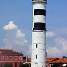 "Lighthouse: Venice, Italy by Christine ""Xine"" Segalas"
