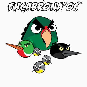 Pajaritos Encabrona'os by Grishnnakh