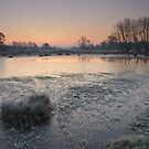 Cold March morning #3 by Christopher Cullen