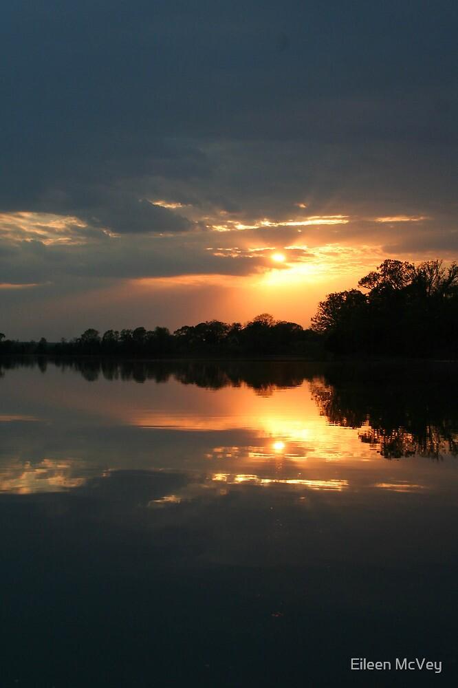 Sunset #5 by Eileen McVey