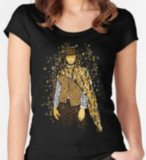 Klimt Eastwood Women's Fitted Scoop T-Shirt