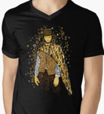 Klimt Eastwood Men's V-Neck T-Shirt