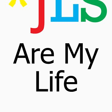 JLS are my life by meldevere