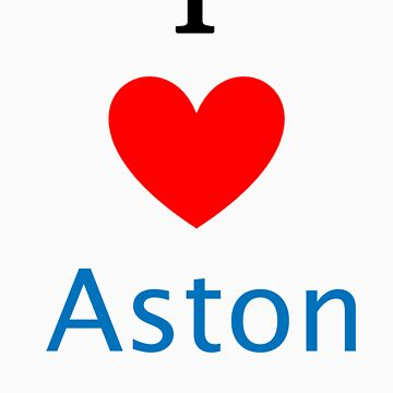 I love ASTON by meldevere