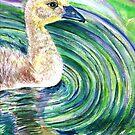 Gosling by mleboeuf