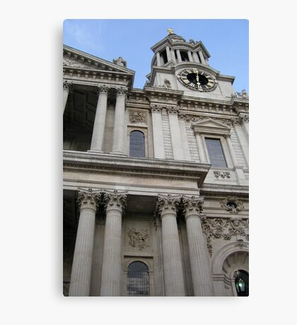 St. Paul's Cathedral 1 Canvas Print