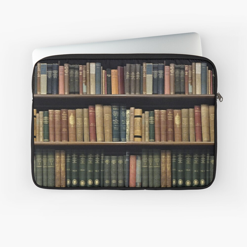 Endless Library (pattern) Laptop Sleeve