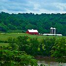 Jackson County (West Virginia) Farm by Bryan D. Spellman