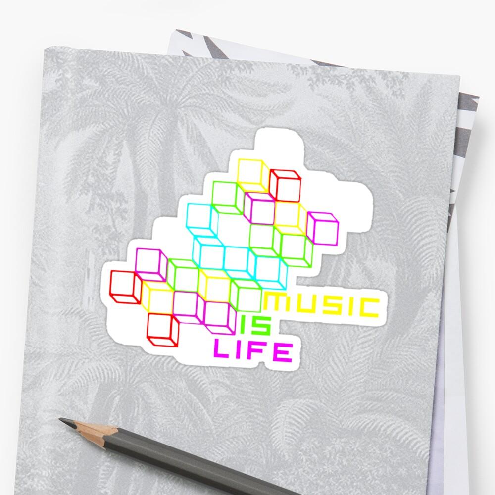 Music Is Life by Krydel