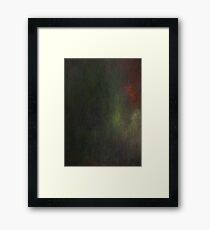The Pursuit of Resolution Framed Print