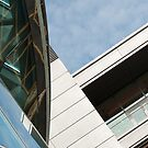 Architectural Abstract No.7 by Orla Cahill Photography