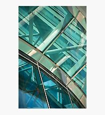 Abstract Window Detail Photographic Print