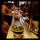 Sushi  by Robert Steadman