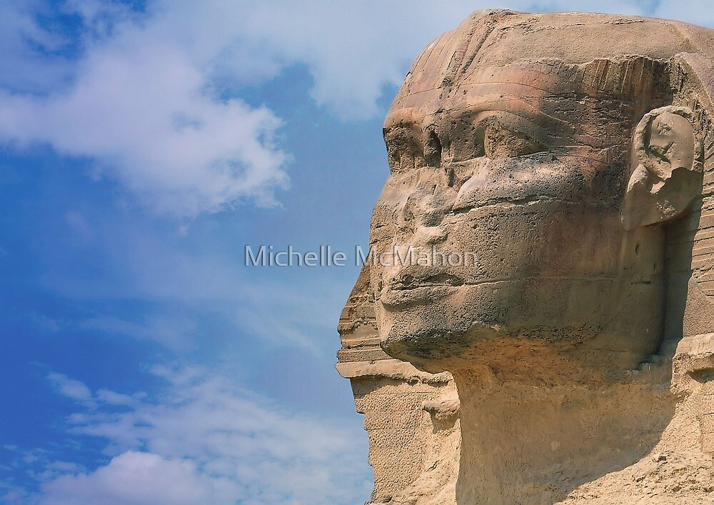 sphinx.. by Michelle McMahon