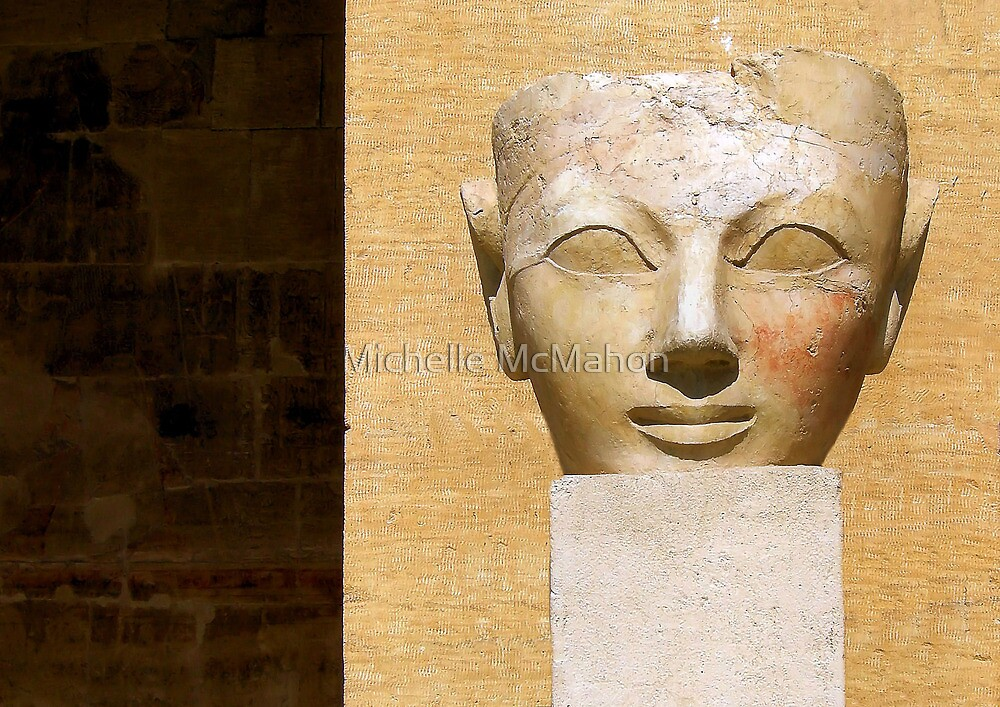 Hatshepsut by Michelle McMahon