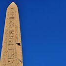 obelisk.. by Michelle McMahon