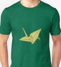 YellOw Crane Unisex T-Shirt