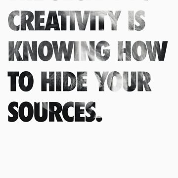 creativity quote by FORMover