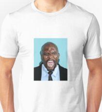 VECTOR PORTRAIT----terry crews T-Shirt