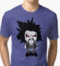 The Lobo plushie Tri-blend T-Shirt