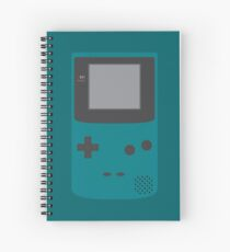 GBC (Teal) Spiral Notebook