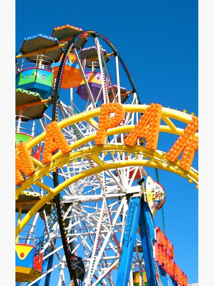Luna Park, Scarborough by robsteadman