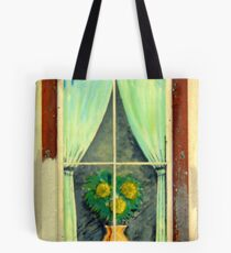 A Painted Window............. not Boarded... Tote Bag