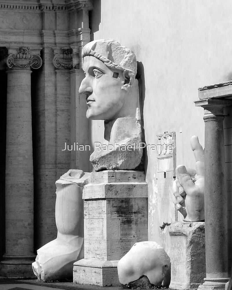 Ave Caesar by Julian Raphael Prante
